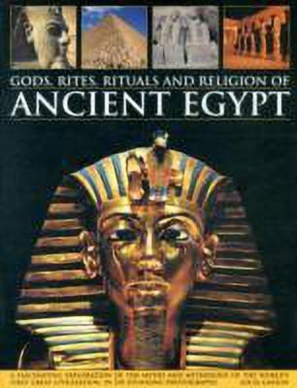 Gods, Rites, Rituals and Religion of Ancient Egypt(English, Paperback, Gahlin Lucia)