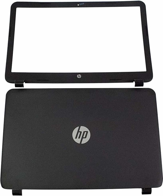 SellZone Front & Back Case for HP Pavilion 15 G041AU(Black)
