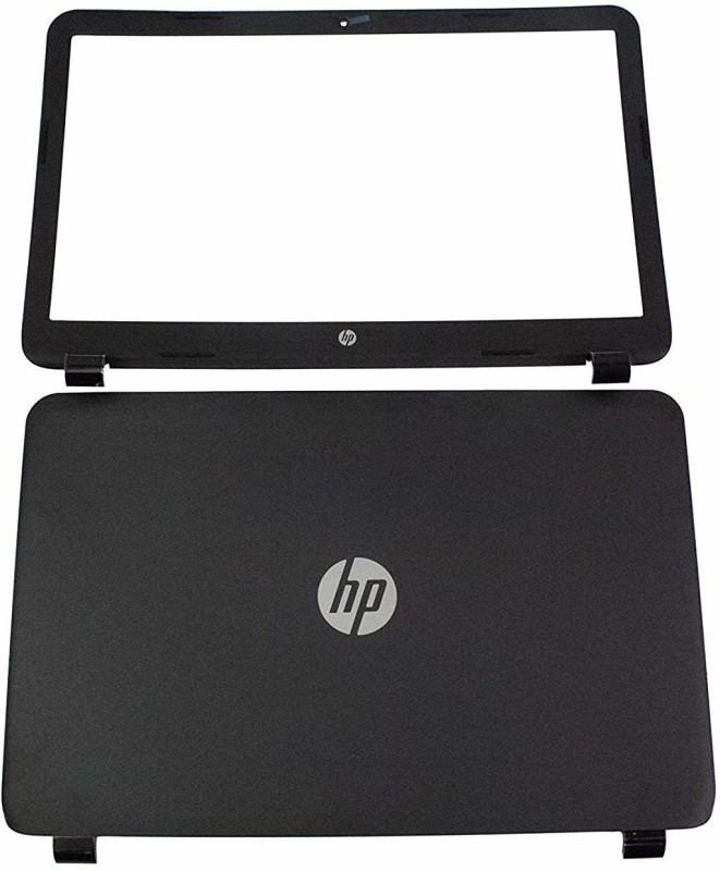 SellZone Front & Back Case for HP Pavilion 15 R179NG(Black)