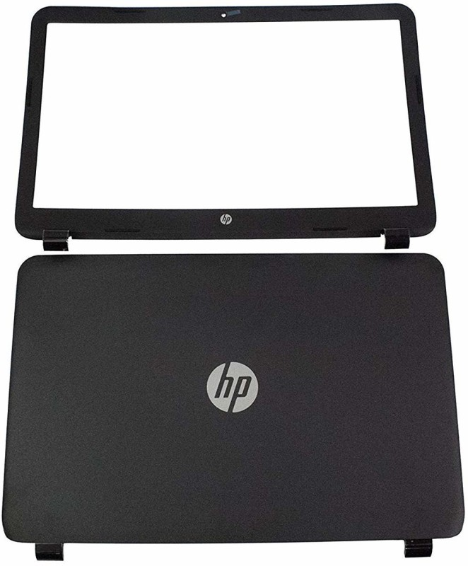 SellZone Front & Back Case for HP Pavilion 15 R014SI(Black)