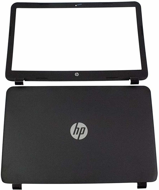 SellZone Front & Back Case for HP Pavilion 15 R260NE(Black)