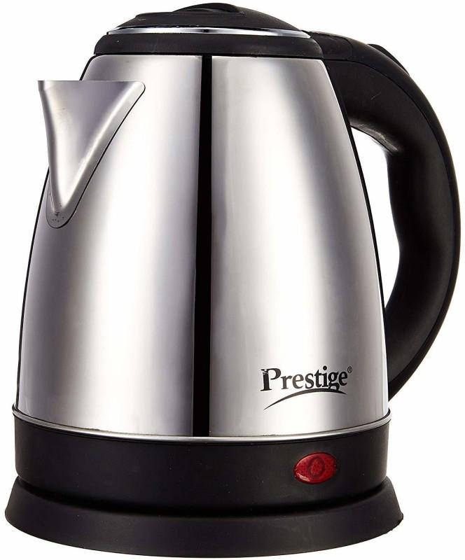Prestige PKOSS1500WATT Electric Kettle(1.5 L, Silver)