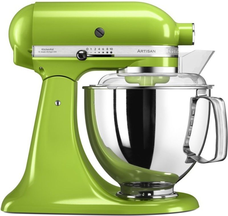 KitchenAid 5KSM150PSDGA TILT HEAD Stand Mixer GR APPLE (D) 240 Juicer Mixer Grinder(GR APPLE, 1 Jar)