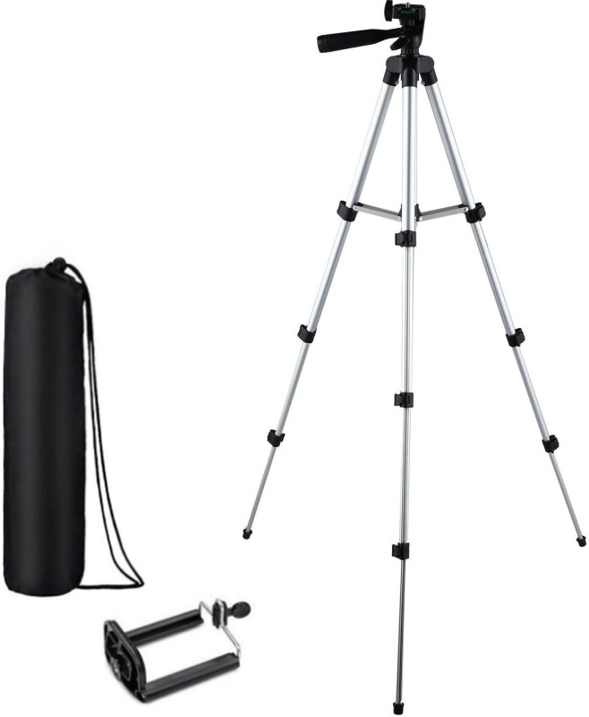 374794b79 KBOOM Camera Tripod Stand With 3-Way Head Tripod for Digital Camera DV  Camcorder