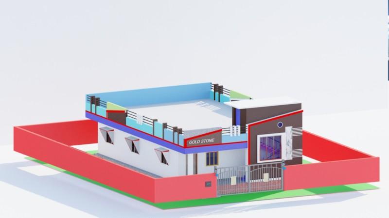 building models 001 Model Building Kit