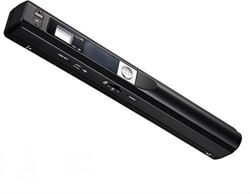Zahuu A4 Book JPG PDF Portable Handheld Mini Scanner Cordless Portable Scanner