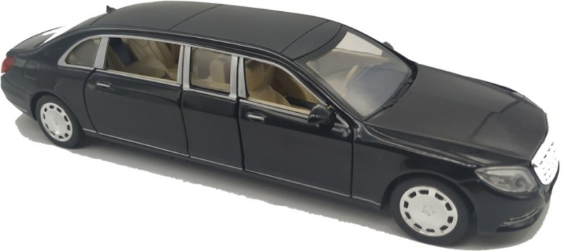 Nightstar Metal New Model Car For Toys (Min. age 3yrs)(Black, Pack of: 1)