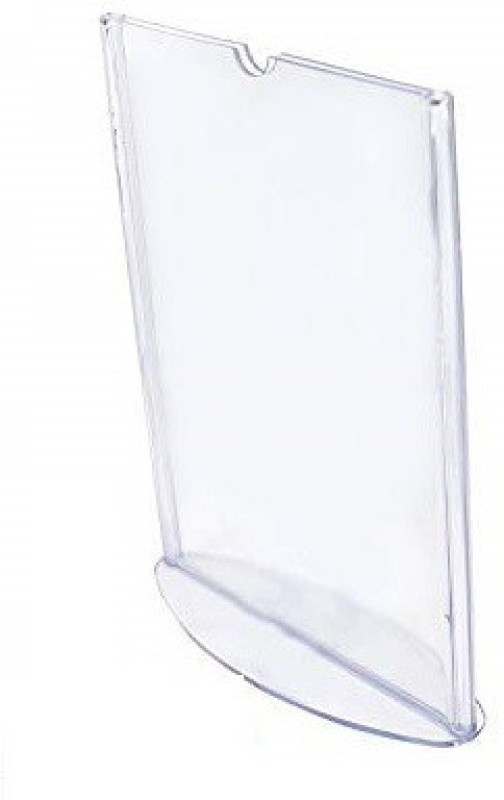 SMKT A4 PILLAR STAND SET OF 2 8.3 cm Acrylic Sheet(3 cm)