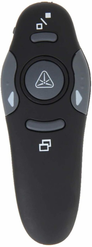 VIDISA WPPT-04 New Wireless PPT RC Pointer Presenter(Black)