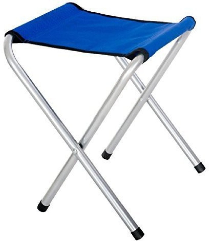 Mantavya New Lightweight Foldable Laptop for Camping Stools Fishing Chair Picnic Beach Bath Barbecue Outdoor & Cafeteria Stool(Multicolor)