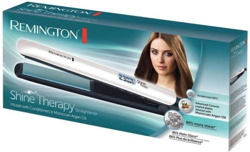 Remington RE-S8500 Hair Straightener(Blue)