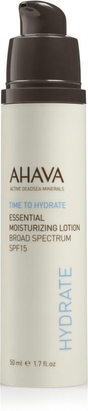 Ahava Essential Moisturizing Lotion SPF15(50 ml)