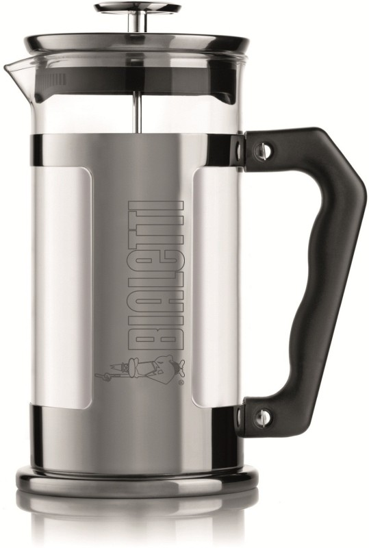 Coffeeworkz COFFEE PRESS SIGNATURE 2 Cups Coffee Maker(Silver)