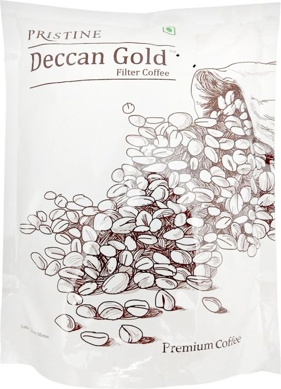 Deccan Gold Premium Filter Coffee(200 g, Chikory Flavoured)