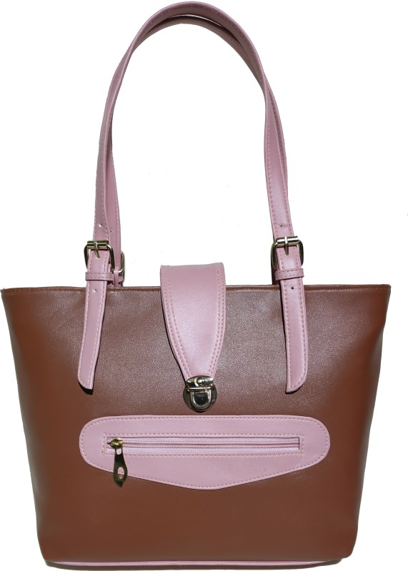 AZED Collections Women Brown Shoulder Bag