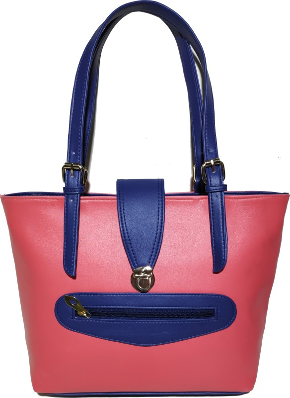 AZED Collections Women Red Shoulder Bag