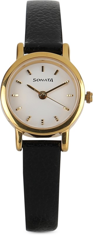 Sonata NF8976YL02J Analog Watch - For Women