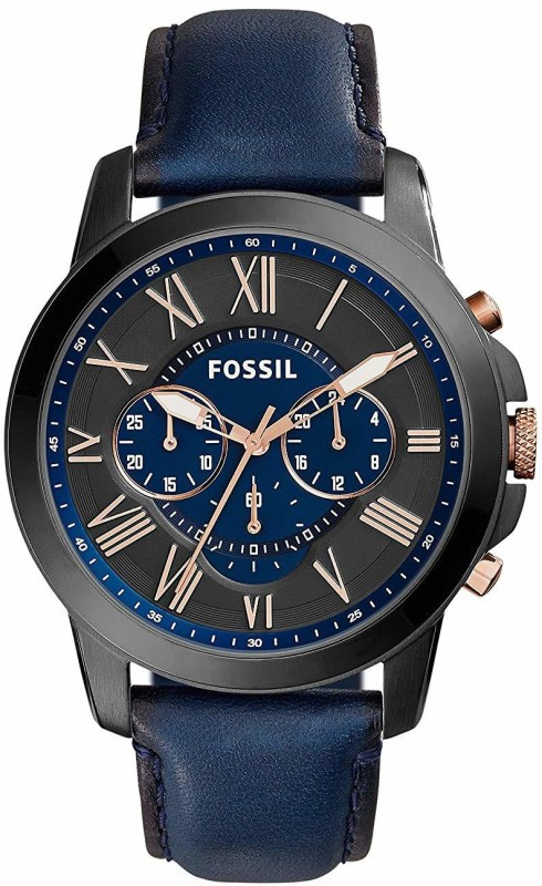 Fossil FS5061 Analog Watch - For Men