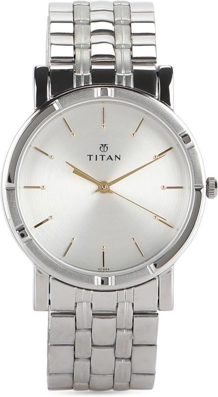 Titan NH1639SM01 Karishma Analog Watch - For Men