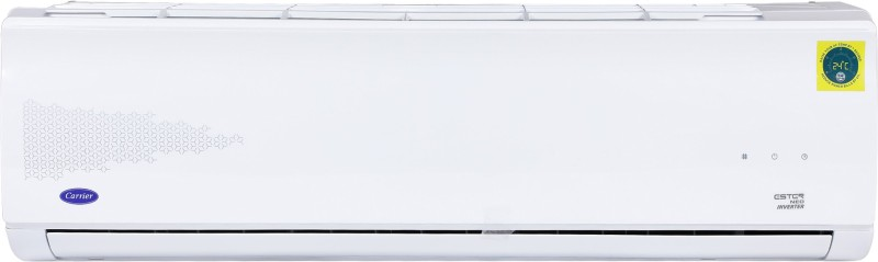 Carrier 1.5 Ton 3 Star Split Inverter AC - White(18K 3 Star Ester Neo Inverter R32 IDU (I011) / 18K 3Star Inverter R32 ODU (I011), Copper Condenser)
