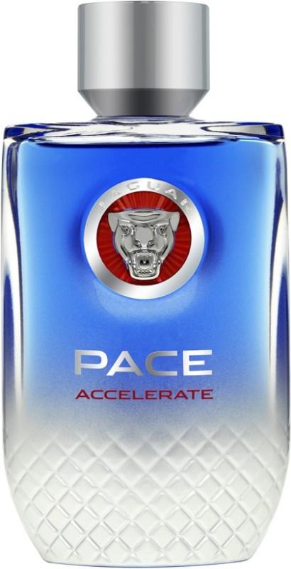 Jaguar Pace Accelerate M Eau de Toilette - 100 ml(For Men)