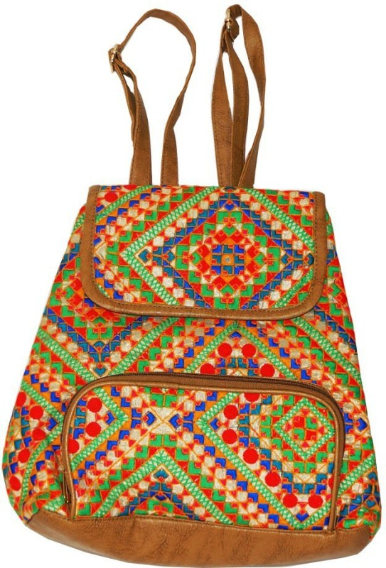Muren Brown Shoulder Bag