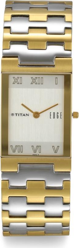 Titan NH1296BM02 Edge Analog Watch - For Men