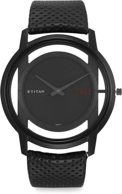 Titan 1577NL01A Edge Analog Watch - For Men