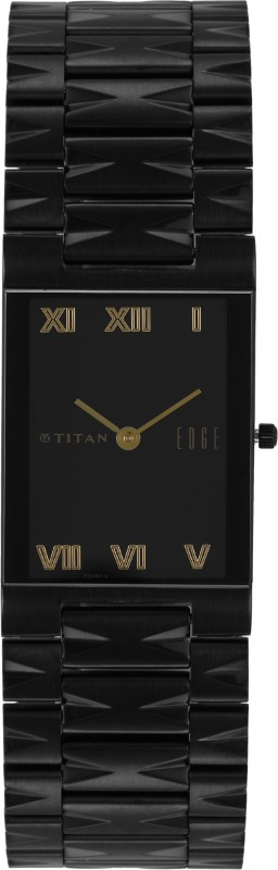 Titan NH1296NM01 Edge Analog Watch - For Men