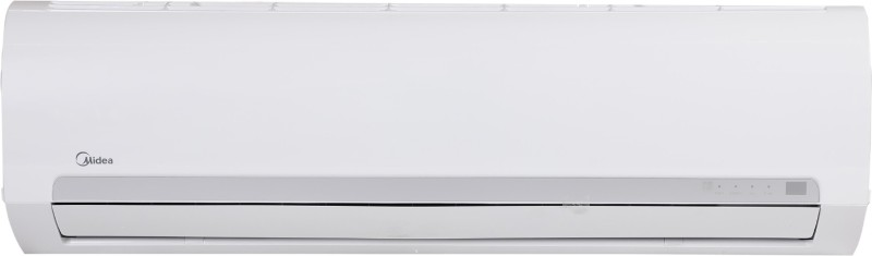 Midea 1.5 Ton 3 Star Split AC - White(18K 3 Star Santis Pro R32(MF004)/Fixed Speed R32 ODU(MF004), Copper Condenser)