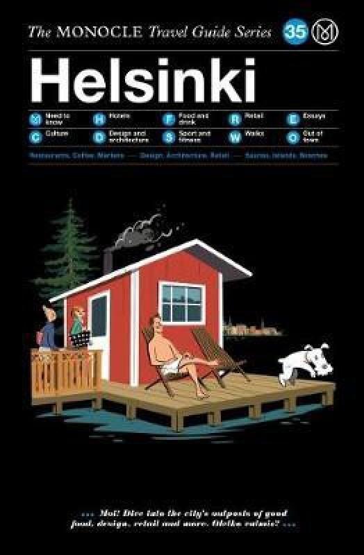 Helsinki(English, Hardcover, Monocle)