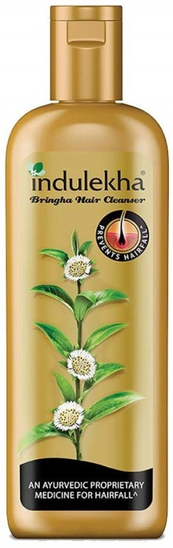Indulekha Bringha Anti Hair Fall Hair Cleanser Shampoo(340 ml)