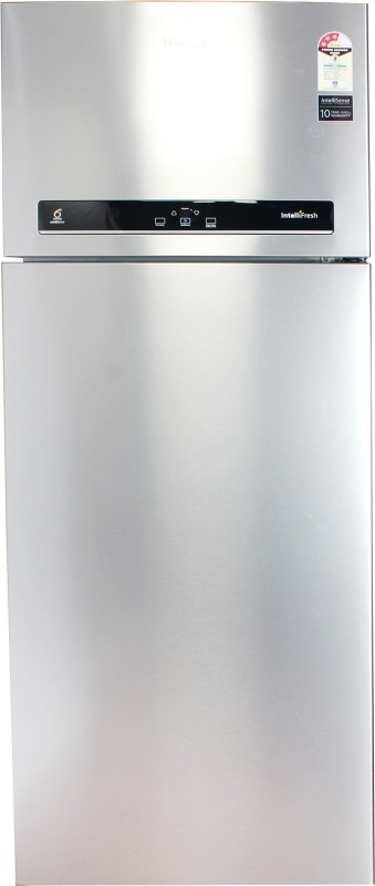 Whirlpool 500 L Frost Free Double Door 3 Star Convertible Refrigerator(Silver, IF 515 (ALPHA STEEL))