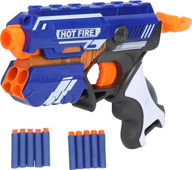 Miss & Chief Hot Fire Blaze storm Gun7036