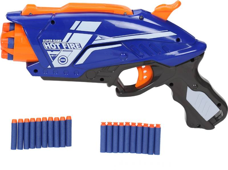 Miss & Chief Rapid shooter Blaze Storm Gun 7063