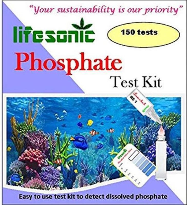 Lifesonic Liquid Aquarium Water Test