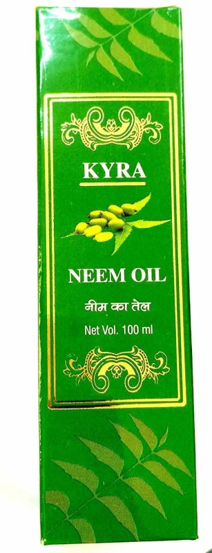 Kyra Natural Neem Oil for Hair Care and Skin Care 100 ml Hair Oil(100 ml)