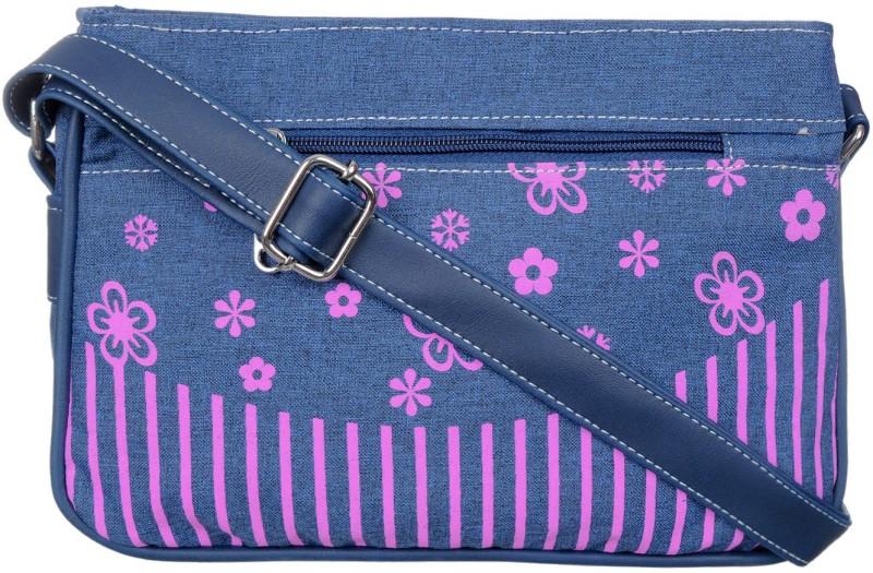 FD Fashion Women Blue, Pink Sling Bag
