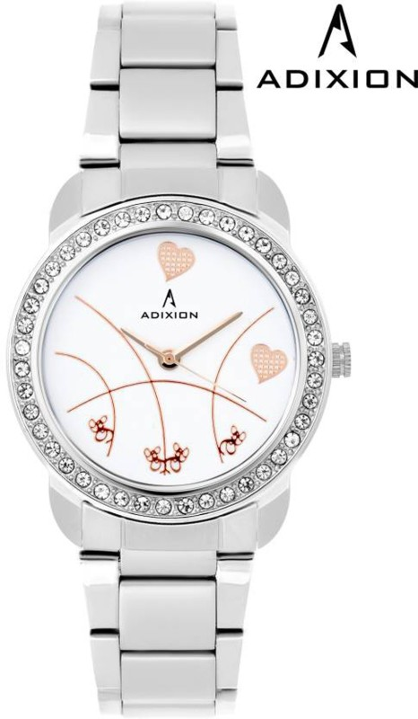 ADIXION AD9404SM02C New Generation Analog Watch - For Women