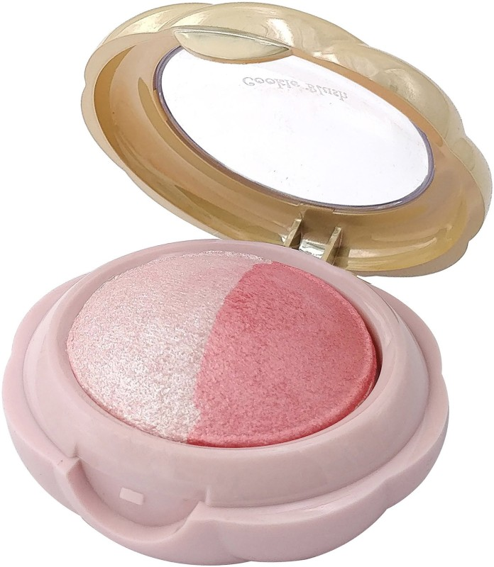 One Personal Care 2 in 1 Cookie Blush Duo (DU278-06)(Pink, Light Pink)