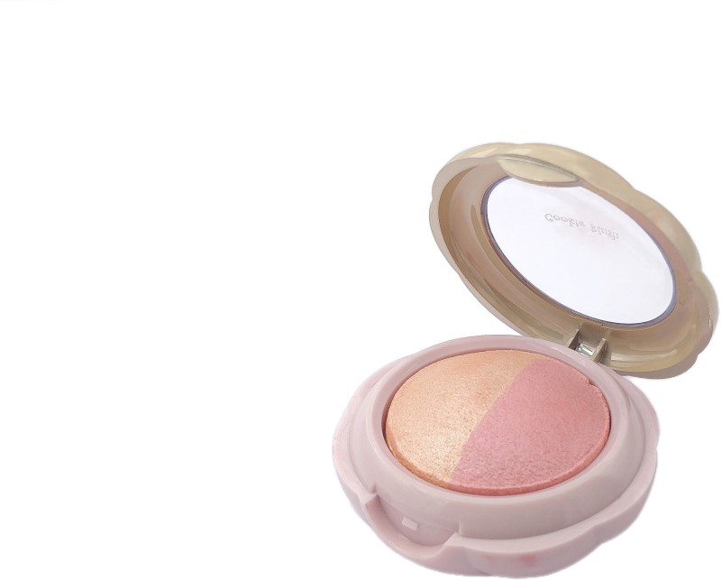 One Personal Care 2 in 1 Cookie Blush Duo (DU278-04)(Pink, Peach)