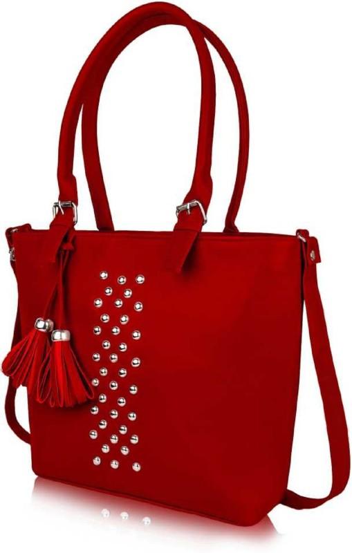 rita fashion Women Red Hand-held Bag