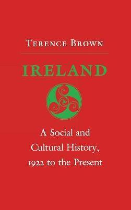 Ireland(English, Hardcover, Brown)