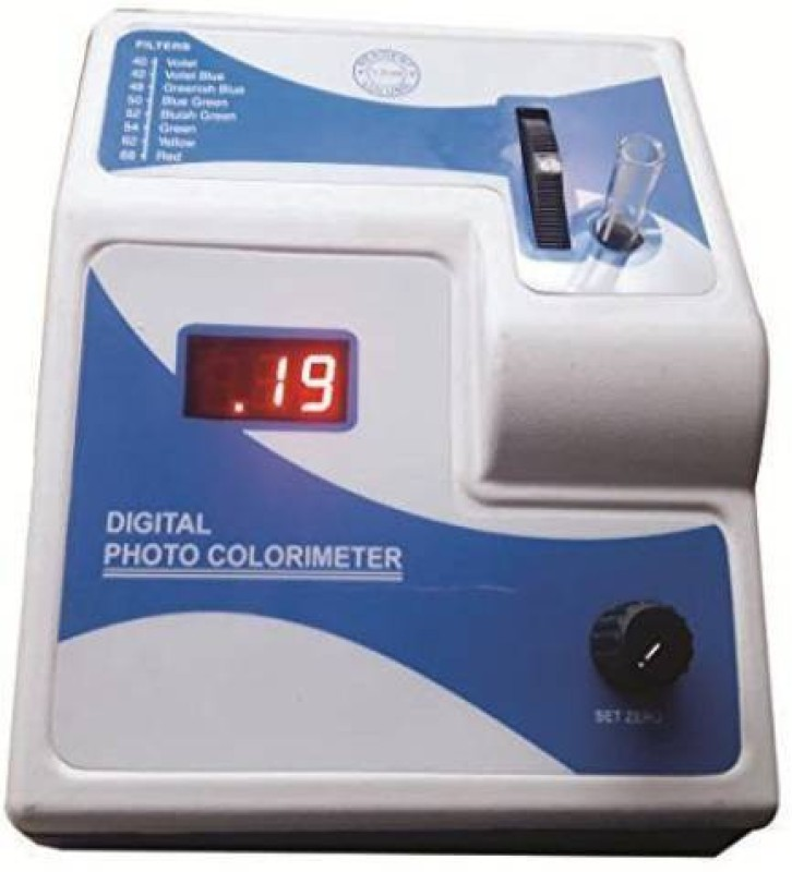 Kambojtraders DPC01 Digital Colorimeter(400 - 700 nm)