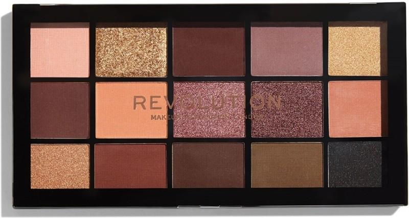 Makeup Revolution Re-Loaded Palette Velvet Rose 16 g(Velvet Rose)