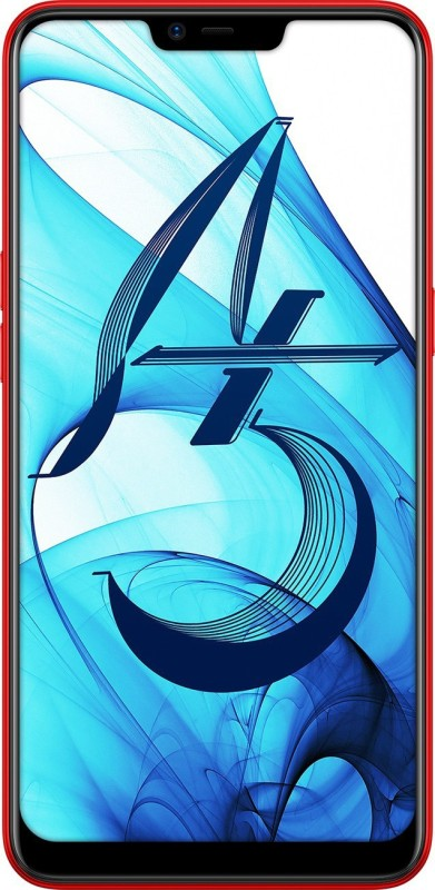OPPO A5 (Diamond Red, 64 GB)(4 GB RAM)