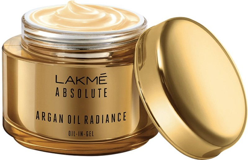 Lakme Absolute Argan Oil Radiance Oil-In Gel(50 g)