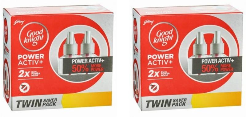 good knight power activ + Mosquito Vaporiser Refill