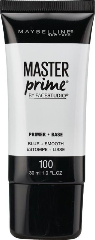 Maybelline Master Primer - 30 ml(100 blur Smooth Estompe+lisse)