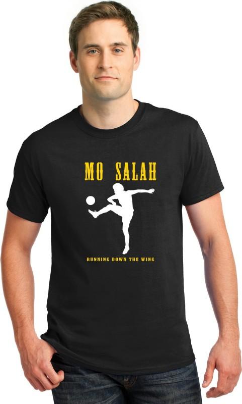 CUPIDSTORE Graphic Print Men Round Neck Black T-Shirt